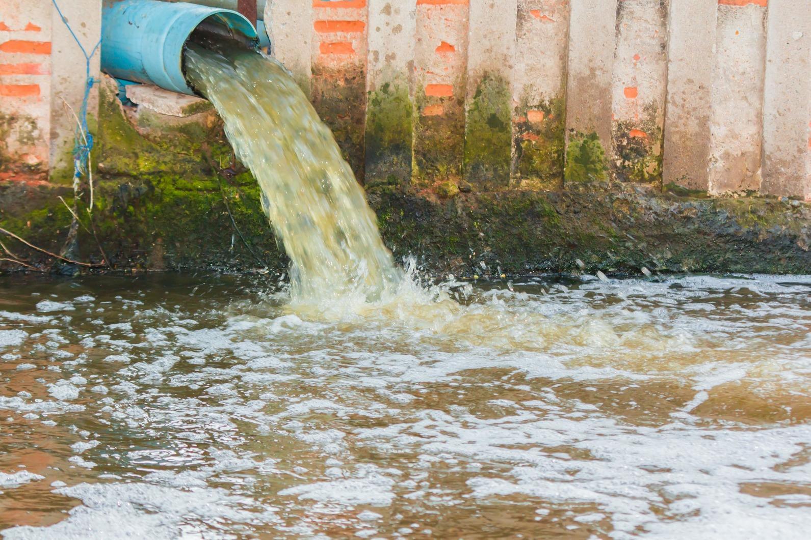 Saviez-vous qu'il y a 62 000 surverses d'eaux usées au Québec par année?