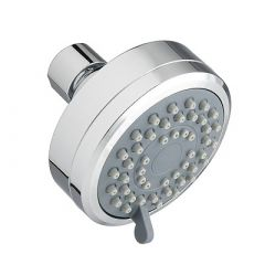 Tamper proof Ecofitt Ultra Series showerhead 5.7 L/min