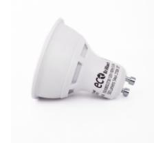 Ampoule DEL Ecofitt  GU10 - 6,5 W - 3000K